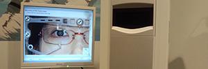 世界有数の高機能検眼、測定機器